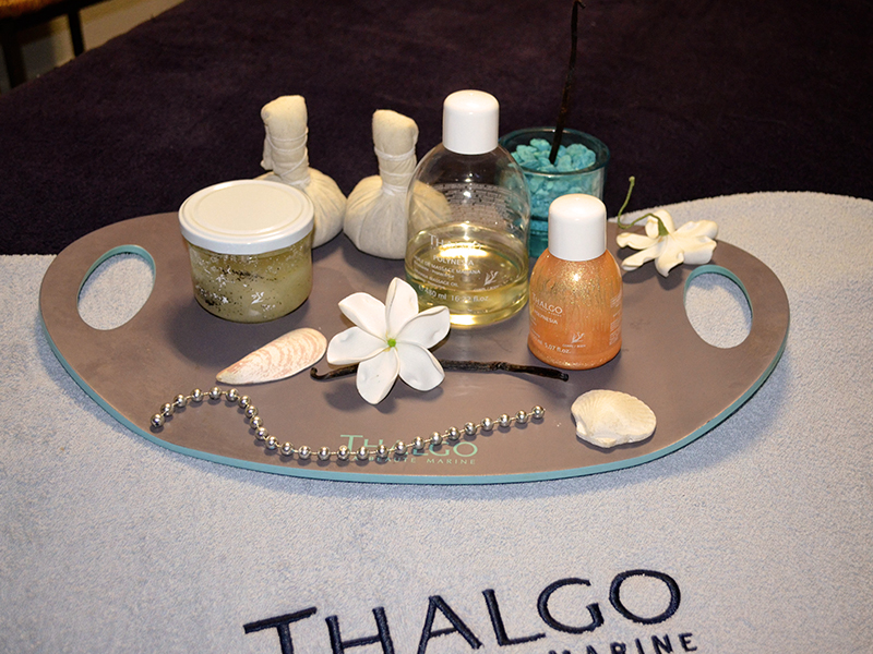 Massage relaxation Institut de beauté